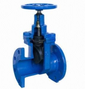 Wras Non Rising Stem Resilient Seated Gate Valve pictures & photos