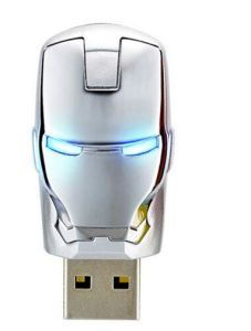 2016 Avengers Iron Man Pen Drive USB Flash Drive 4GB 16GB 32GB 8GB USB Drive pictures & photos