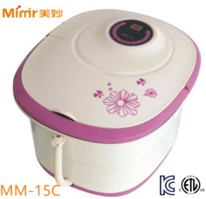 Foot SPA Massager Detox Foot Bath Massage Properties mm-15c pictures & photos