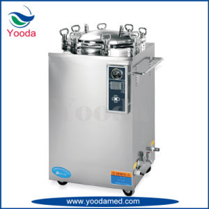Vertical Full Automatic Steam Sterilizer Autoclave with Microcomputer Control pictures & photos