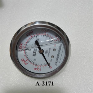 Waterjet Jetwater Water Jet Pump meter(A-2171) pictures & photos