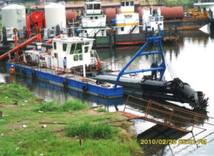 20 Inches Hydraulic Dredger for River pictures & photos