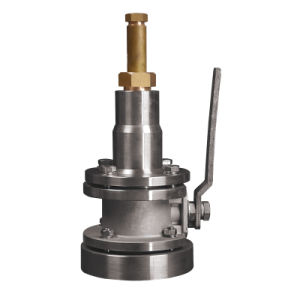Stainless Gate Valve for Echo Sounder/Speed Log pictures & photos