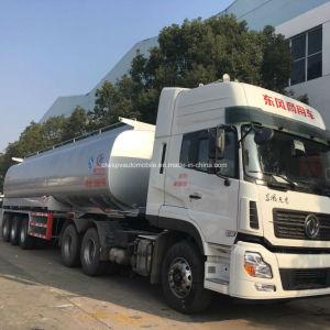 3 Axles Heavy Duty Fuel Tanker 35 Cbm 40 Cbm 45 Cbm 50 Cbm 55cbm Tank Trailer pictures & photos