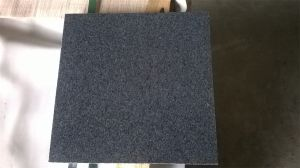 China Natural G654 Black Granite Floor Tile pictures & photos