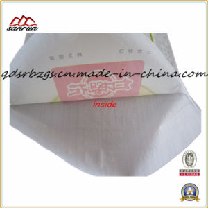 Colorful Printed Plastic Packaging PP Woven Flour / Rice / Wheat Bag pictures & photos