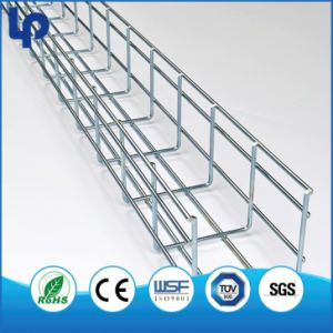 2016 Newest Designed Hot DIP Gavanized Wire Mesh Cable Tray Cable Trunking