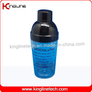 450ml plastic Cocktail shaker(KL-3053A) pictures & photos