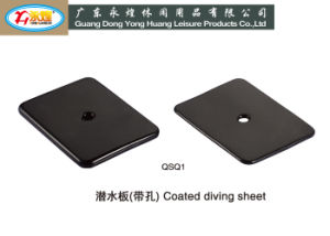 4.5kg Coated PVC Diving Sheet, Diving Lead pictures & photos