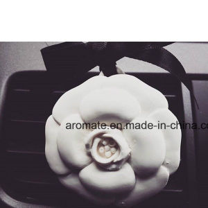 Scented Ceramic Camellia Promotional Christmas Gift (AM-26) pictures & photos