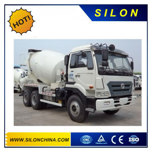 Faw 6X4 Concrete Mixer Truck (G12CA) pictures & photos
