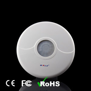 High Quality Wireless Ceiling PIR Detector pictures & photos