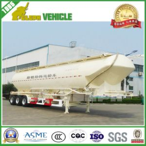 Cimc Three Axles 60cbm Trailer Cement Bulker