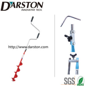 Hand Ice Auger Drill with U-Connection pictures & photos