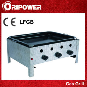3-Burner Gas BBQ Grill pictures & photos