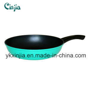 Kitchenware Forged Carbon Steel Non-Stick Frying Pan Cookware pictures & photos