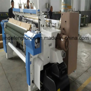 280cm Double Fabric Width Air Jet Loom with Cam Shedding pictures & photos