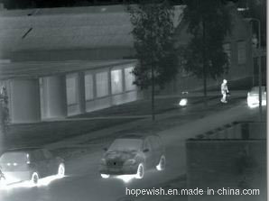 Handheld Infrared Thermal Surveillance Binocular Camera with 5km Lfr GPS pictures & photos