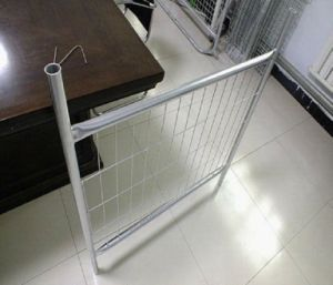 Iron Wire Welded Temporary Fence pictures & photos