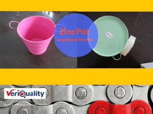 Zinc Pot Quality Control and Inspection Service pictures & photos
