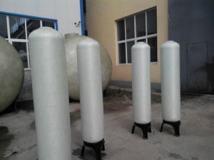 Pressure Tanks -High Quality PE Liner with FRP pictures & photos