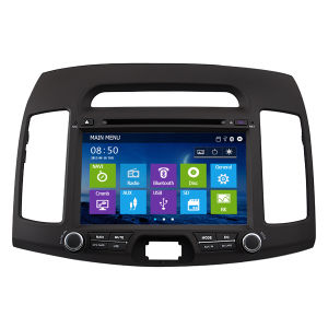 2013 Car Audio DVD with GPS Navigation System for Hyundai Elantra (IY-0810)