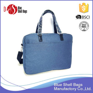 Men Messenger Bags with PU Leather Laptop Bags pictures & photos