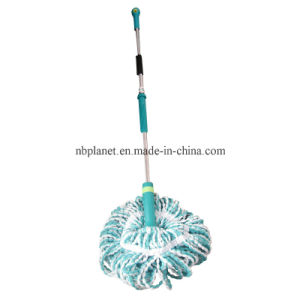 Cotton Yarn Twist & Squeeze Mop pictures & photos