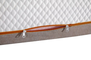 Luxury Mute Natural Latex Mattress Durable and Air Ventilate pictures & photos