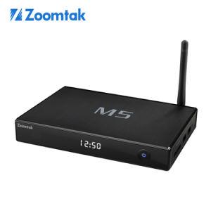 Quad Core Smart Set Top TV Box M5 with Xbmc 13.2 pictures & photos