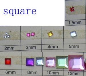 Acrylic Square Bead