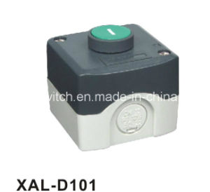 Xal-D101spring Return Flush Control Pushbutton Box pictures & photos