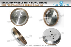 Diamond Wheel with Bowl Shape pictures & photos