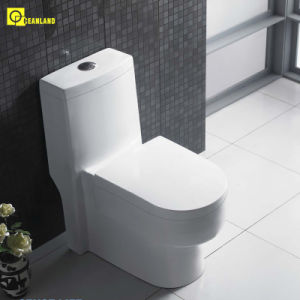 Bathroom Two Piece Sanitary Ware in Toilet (EDA66153) pictures & photos