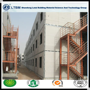 Color Gray High Strength 4*8 Calcium Silicate Board Assessed by ASTM, Ce pictures & photos