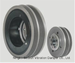 Crankshaft Pulley / Torsional Vibration Damper for VW 028105243q pictures & photos