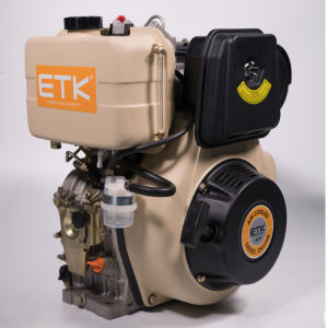 14HP Diesel Engine with External Filter (ETK Brand) pictures & photos