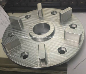 Aluminum and Stainless Steel Machining Parts China Manufacture