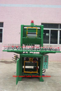 Manufacturing Equipment High Speed Cable Winding Machine Cable Making Machine pictures & photos