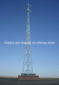Angle Steel Teleom Tower (45m, 50m, 60m, 70m) pictures & photos
