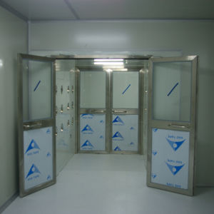 Material Airshower for Materials Entered The Clean Room pictures & photos