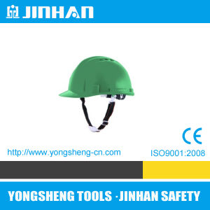 High Quality Construction Vented Helmet En 397 Approved (W-036G)
