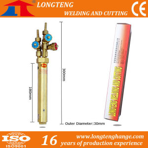 Straight Strip Oxy-Fuel Cutting Torch (180mm) for CNC Cutting Machine- pictures & photos