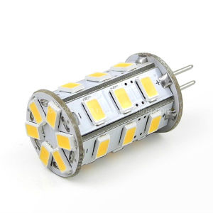 12V Marine Truck 2014 G4 5W SMD Epistar LED Interior Light Bulb pictures & photos