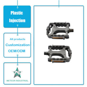Customized Plastic Products Bicycle Parts Plastic Fittings Injection Cover pictures & photos