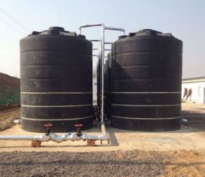Differen Size Chemical Dosing Tank for RO Water Treatment pictures & photos