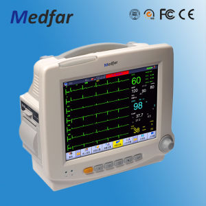 Medfar Mf-X8000e Multi-Parameter Patient Monitor for Sale pictures & photos