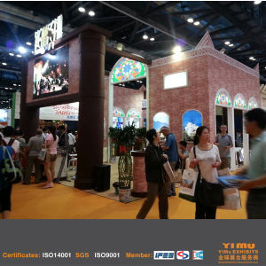 China Booth Construction Beijing Tourism Expo pictures & photos