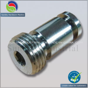 CNC Machined Turned Part for Axle Shaft Sleeve (ST13137) pictures & photos