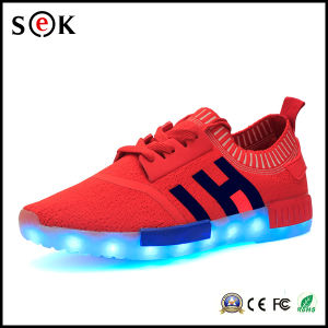 2016 Hot Sale LED Lights for Shoes, Simulation LED Shoes pictures & photos